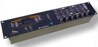 Green Box: Waldorf Pulse Analogsynthesizer Rack
