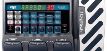 Test: DigiTech RP 350