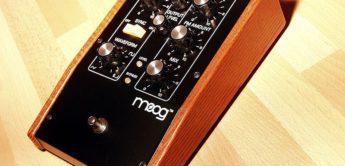 Test: Moog Moogerfooger MF-107 FreqBox