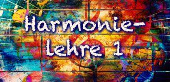 Harmonielehre verstehen, anwenden 01: Dur & Moll