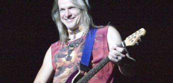 Steve Morse, Dixie Dregs: Seine Gitarren, seine Musik