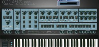 Test: SonicProjects OP-X PRO, Oberheim Clone VST