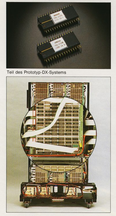 Yamaha DX7 Chips Brochure