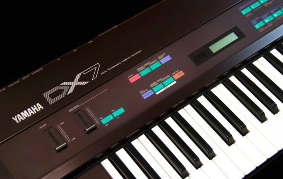 Yamaha DX7 credits by rockheim