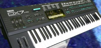 SPECIAL: Yamaha DX7, DX7IIFD, DX7S, TX7, TX802