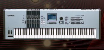Test: Yamaha Motif XS6, XS7, XS8 Music-Workstation