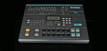 Black Box: Casio RZ-1 Drumcomputer & Sampler