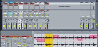 Test: Ableton LIVE 7