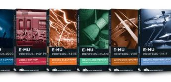 Test: Cakewalk Emu Proteus Pack