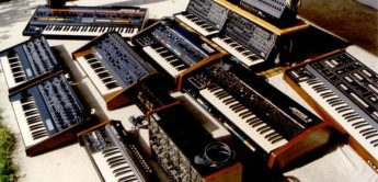 Blue Box: Sehr seltene Vintage-Synthesizer Raritäten