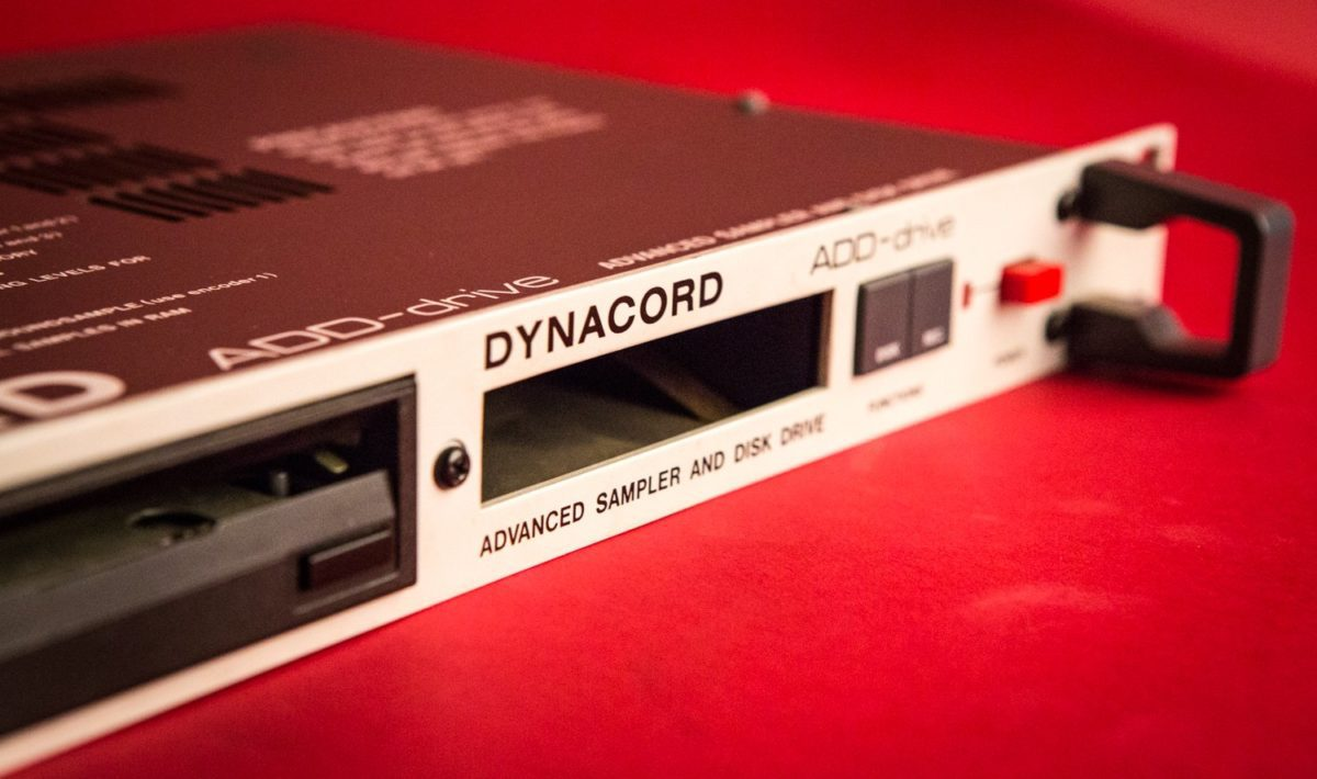 Dynacord ADD-drive