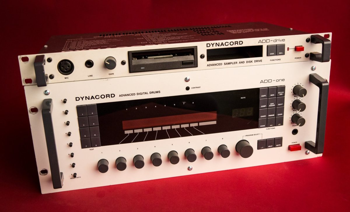 Dynacord ADD-one & ADD-drive