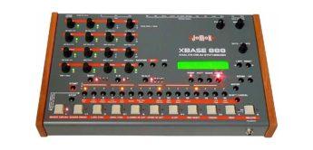 Test: Jomox XBASE 888 + 999, Analog-Drumcomputer