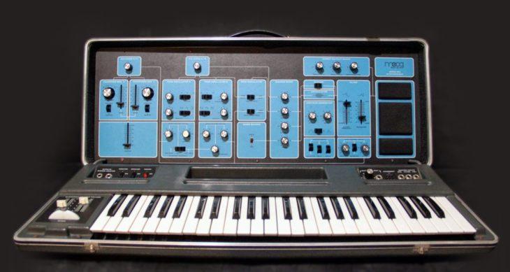 Moog Sonic Six Vintage Analogsynthesizer