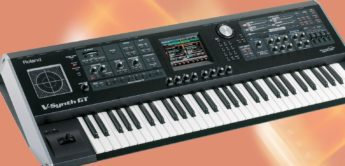 Test: Roland V-Synth GT Digitalsynthesizer