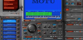 Test: Motu MachFive2