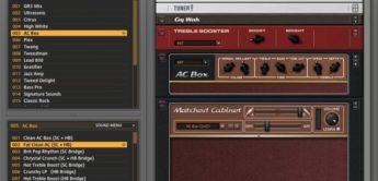 Test: Native Instruments, Guitar Rig 3, Gitarren-Software