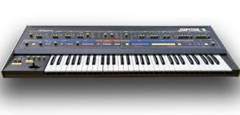 Blue Box: Roland Jupiter-6, Polyphoner Analogsynthesizer