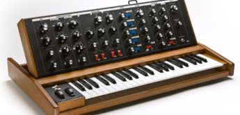 Test: Moog Minimoog Voyager Old School Analogsynthesizer