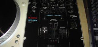 Test: Vestax PMC 08 Pro