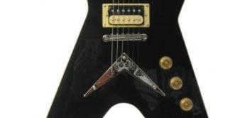 Test: Dean ´79 Series ML, E-Gitarre