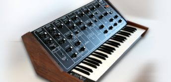 Blue Box: PPG 1002, Analogsynthesizer