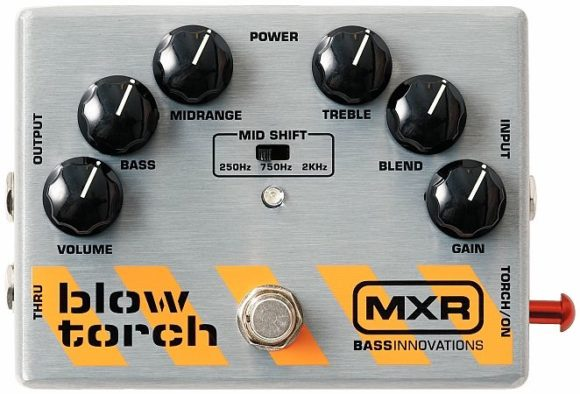 -- Das MXR Blowtorch --