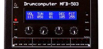 Test: MFB-503, Drumcomputer