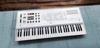 Blue Box: Crumar BIT ONE, Bit 99, Bit 01, Synthesizer (1984)