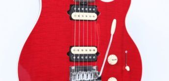 Test: Music Man, Axis Super Sport, E-Gitarre