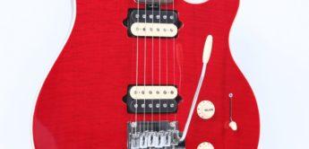 Test: Music Man, Axis Super Sport, E-Gitarre