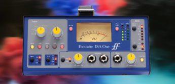 Test: Focusrite ISA One, Mikrofonvorverstärker