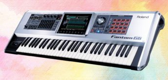 Test: Roland Fantom G6 G7 G8 Synthesizer-Workstation