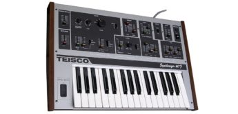 Blue Box: Teisco S-60F Analogsynthesizer