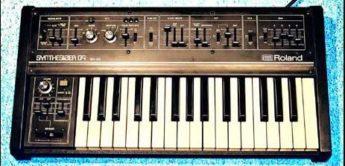 Blue Box: Roland SH-09
