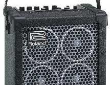 Test: Roland, Micro Cube RX, Gitarrenverstärker