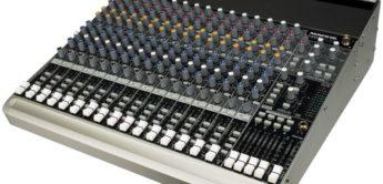 Test: Mackie 1604 VLZ3, Studio- und Live-Mixer
