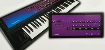 Green Box: Ensoniq FIZMO Transwave-Synthesizer
