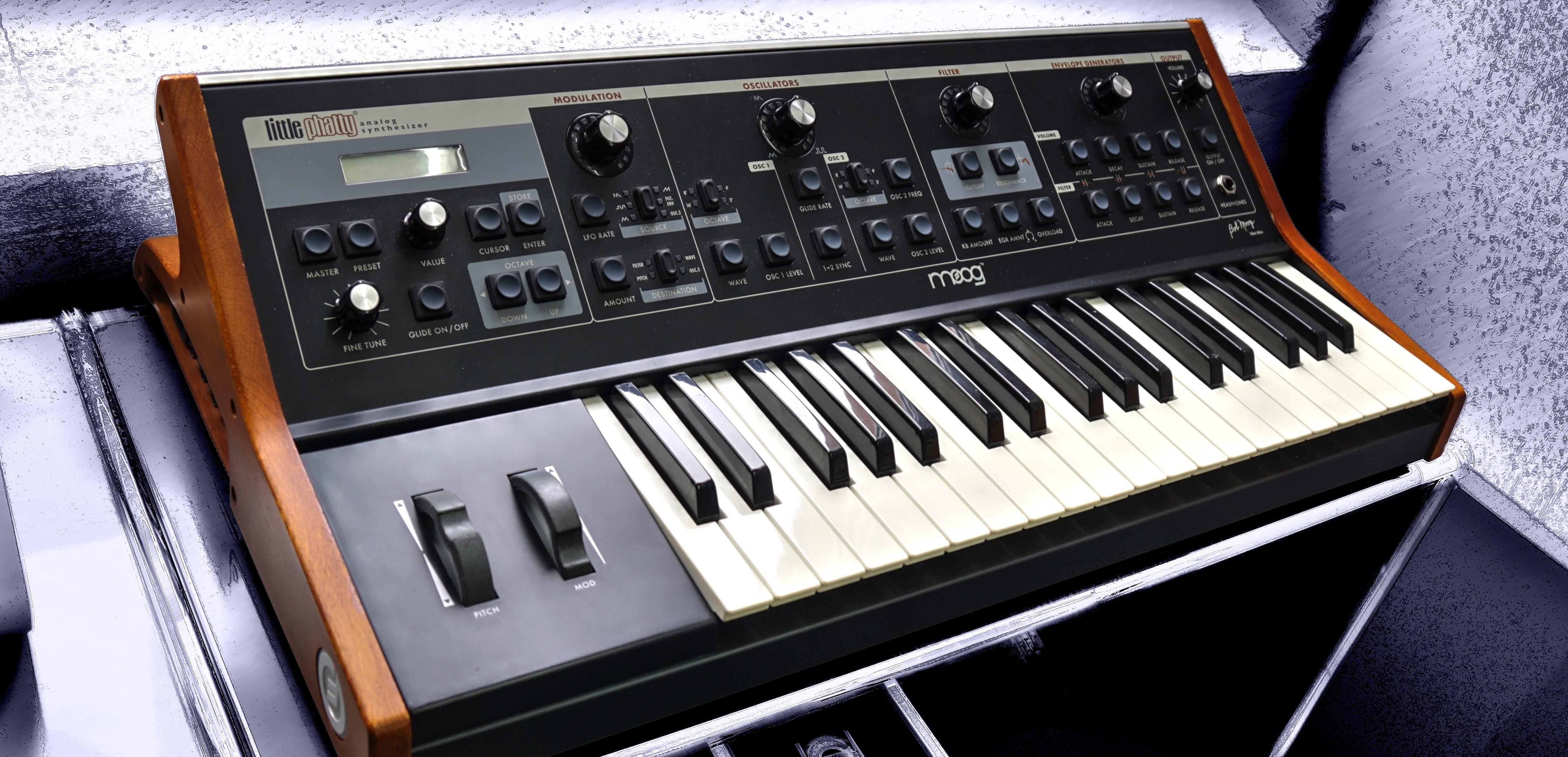 Moog Little Phatty II