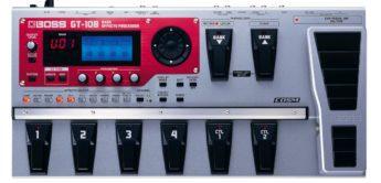 Test: Boss, GT-10B, Bass-Multieffektgerät