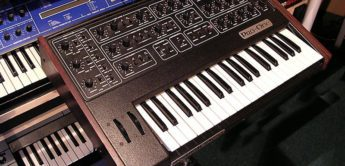 Blue Box: Sequential Circuits Pro-One, Analog-Synthesizer