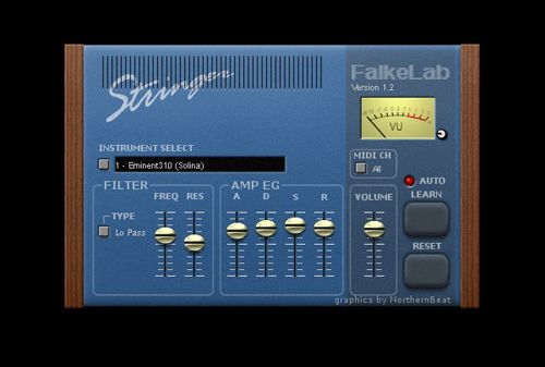 Falk Lab - Stringer (Eminent310 Emulation)