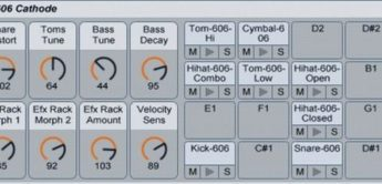 Test: Ableton Drum Machines / Session Drums / EIC 2