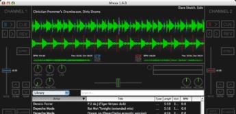 Test: Mixxx DJ Freeware