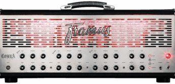 Test: Framus, Cobra Head, Gitarrenverstärker