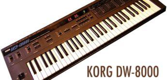 Green Box: Korg DW-8000 und EX-8000