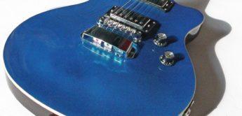 Test: Hagstrom Deluxe-2H, E-Gitarre