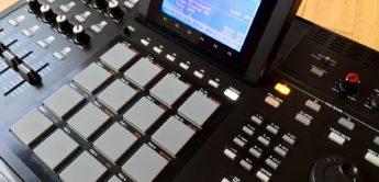 Black Box: Akai MPC5000 2.0, Music Production Center