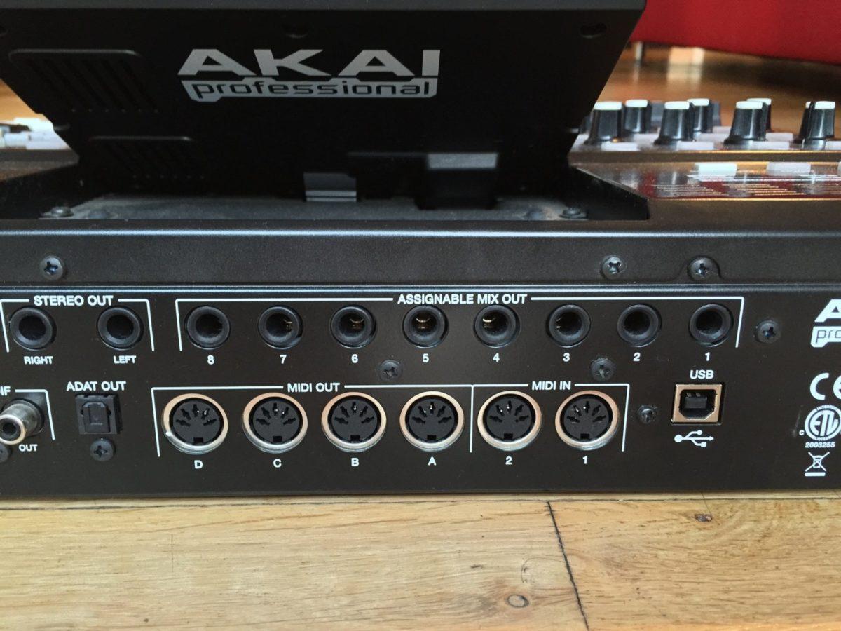 Akai MPC5000 2.0, Music Production Center