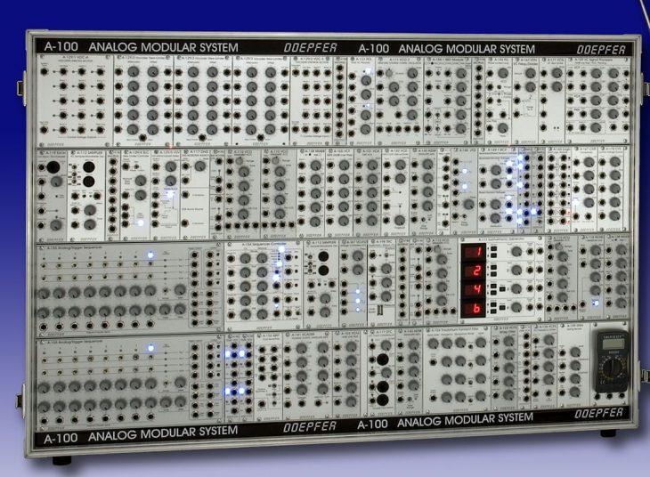 Doepfer A-100 Eurorack-System Modularsynthesizer